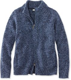 Designer Clothes, Shoes & Bags for Women Blue Cardigan, Wool Cardigan, Wool Sweaters, Sweater Outfits, Wool Blend, Sweaters For Women, Pullover, Zip, Clothes