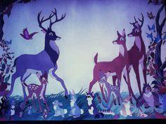 Bambi's Family-fan art by FlapperFoxy on DeviantArt Bambi Disney, Disney And Dreamworks, Disney Cartoons, Disney Art, Disney Movies, Walt Disney, Bambi Art, Bambi And Thumper, Cute Animal Drawings