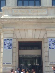 Science Museum South Kensington July 2013