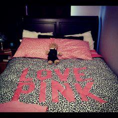 Victoria secret bed set!  NEED IT