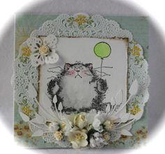 Kissakortti / kortti nro 156/2012
