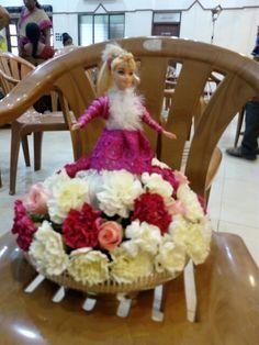 Our boquet decoration for puberty function Baby Shower Plates, Boquet, Premium Wordpress Themes, Adolescence, Wedding Decorations, Bridal, Health, Crafts, Blouse