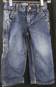 Lot of 3 Pieces Boys 2T Pants Osh Kosh B'Gosh Gymboree Gap #GymboreeGapOshKoshBGosh