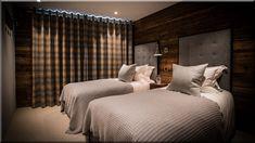 hálószoba svájci chalet (Luxusházak, lakások) Bed, Furniture, Home Decor, Decoration Home, Stream Bed, Room Decor, Home Furnishings, Beds, Home Interior Design