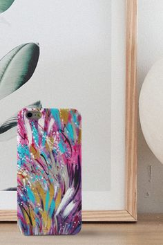 Put your artsy personality on display, every time you use your phone! 🎨 🎨 Phone case for iPhone or Samsung. Share with a friend that would like this case. New Artists, Phone Covers, Personality, Artsy, Iphone Cases, Samsung, Watercolor, Display, Decor