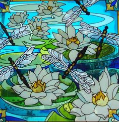 stained glass dragons - Bing images