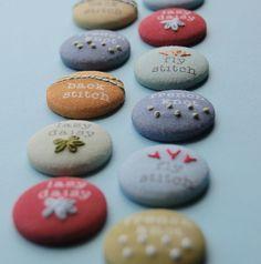 Sticky Sweet Sampler Magnets