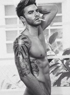 Hot tattoos for men round 2! Tattoo Inspiration Tattooed Men