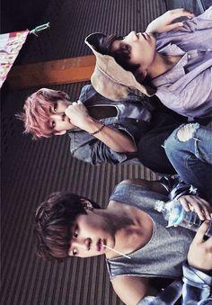 Jimin, V & Jungkook | Tumblr Like