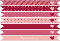 Free Printable Decorative Flags These Can Be Used As