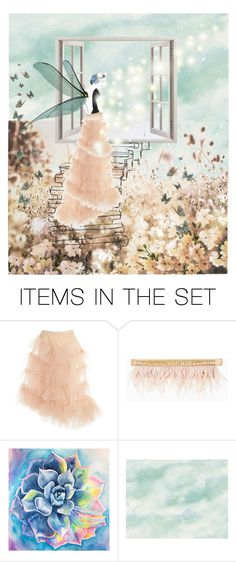 """Stairway to Heaven"" by musettaymimi on Polyvore featuring arte, Collage, art y expression"