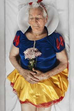 Not About Death by Romina Ressia on www.inspiration-now.com