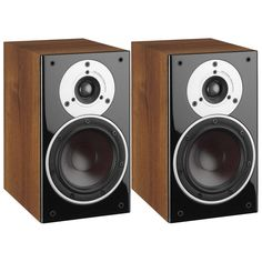 LAB POINTS - versatile stereo loudspeaker for small to medium sized rooms - award-winning sound and design - custom Dali-designed drivers ensure dynamic, detailed sound reproduction - soft dome tweete