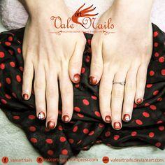 Simple  #nails #geluv #ricostruzioneunghie #nailart #indigonailab #colorgel #picoftheday #prettynails #instagood