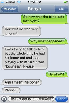 damn you auto correct funny iphone fails and blunders