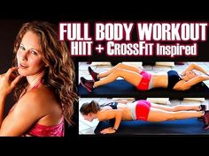 30 Day Weight Loss Challenge Workout, HIIT & CrossFit Inspired, 30 Minute Cardio For Fat Loss - YouTube