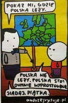 Polska nie leży