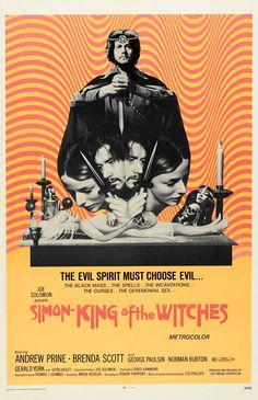 Simon, King of the Witches (1971)