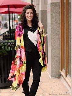 Make a Kimono Jacket