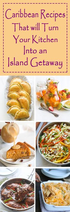 Caribbean cuisine is an incredible blending of tropical flavors and multicultural influences that have been enhanced over centuries. Food in the Caribbean is based on mostly African, Spanish, Chinese, and East Indian flavors but generally are crossovers of the cuisines from the rest of the world. Here I share with yousome of my favorite Caribbean …