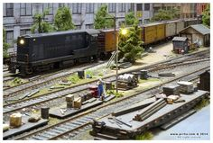Local freight - Model Railroader Magazine - Model Railroading, Model Trains, Reviews, Track Plans, and Forums