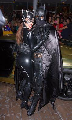 Kim Kardashian always has a sexy Halloween costume.