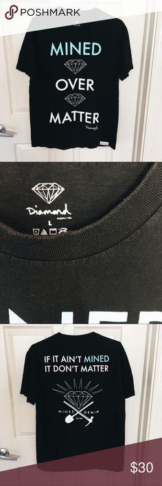 Diamond Supply Co Tee Men's size L  100% cotton  EUC Diamond Supply Co. Shirts Tees - Short Sleeve