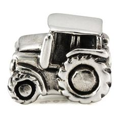 Generous Gems - Sterling Silver Farmer Tractor Ohm Bead Charm ahp006, $50.00 (http://generous-gems.com/sterling-silver-farmer-tractor-ohm-bead-charm-ahp006/?gclid=CMnNx9jM9McCFQ4paQodFRYBkw/)