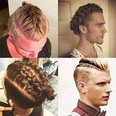 Man braid tutorial