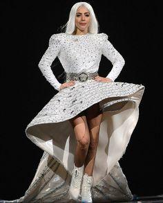 Lady Gaga - ArtRave Concert Gypsy Dress