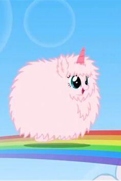 Pink fluffy unicorn!!!!!!!!!!!!!