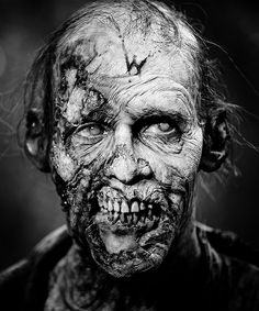 The Walking Dead -  W O L V E S not far