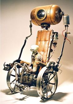 Steampunk - This is fantastic!