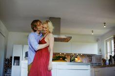 Kitchen Kiss @ www.wikilove.com/Kitchen_Kiss Prom Dresses, Summer Dresses, Formal Dresses, Relationship, People, Kiss, Kitchen, Fashion, Dresses For Formal