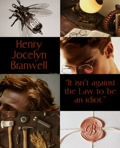 """""""Henry Jocelyn Branwell // aesthetic """" """"No,"""" Henry said sadly. """"Mostly they wish that I would stop suggesting new inventions and cease setting fire to things. Cassandra Jean, Cassandra Clare Books, Idris Brasil, Mortal Instruments Wallpaper, Tessa Gray, Lord Of Shadows, Lady Midnight, Clockwork Angel, Cassie Clare"""