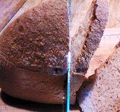 Ricette e Segreti in Cucina : Pane integrale con lievito madre.