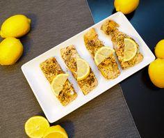 Pan-Fried Lemon Salmon – A Minty Monday