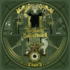 "The+Black+Dahlia+Murder+""Ritual""+CD+at+https://www.indiemerchstore.com/"