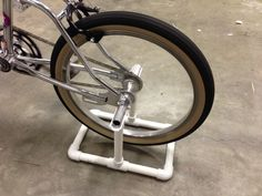 Ready To Roll: DIY Ideas for Making Your Own Bike Stand