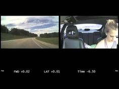Terrifying video shows just how distracted teens can be when they drive | Put together by AAA, you see drivers take their eyes off the road to text, people ignoring cars while they're on the phone and a lot of them just not paying attention at all.