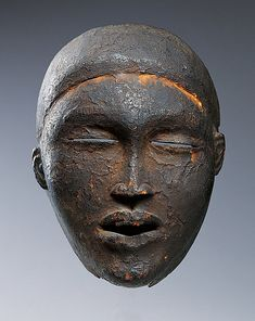 Mask Date: 19th–early 20th century Geography: Democratic Republic of the Congo; Republic of the Congo; Cabinda, Angola Culture: Kongo peoples; Yombe group Medium: Wood, pigment