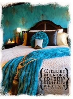 Beautiful turquoise!