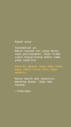 Story Quotes, Self Love Quotes, Mood Quotes, Positive Quotes, Life Quotes, Quotes Lockscreen, Quotes Galau, Quotations, Qoutes
