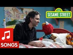 Sesame Street: Andrea Bocelli's Lullabye To Elmo - YouTube  One of my all time favorites!