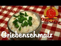 Griebenschmalz - Essen in der DDR: Koch- und Backrezepte für ostdeutsche Gerichte | Erichs kulinarisches Erbe
