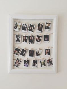 I really wanna get an instant camera so I can be all tumblr and decorate My room with this sort of thing