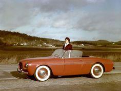 1957 Volvo P1900 #1950s #vintage #cars