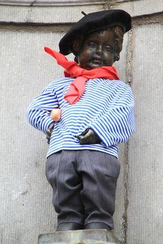 Manneken Pis · Siempre nos quedará París