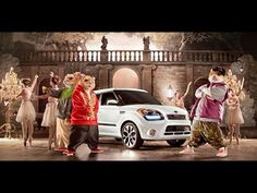 Top 5 The Best and Funny Kia dancing Hamster Commercials