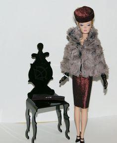Fashion Ooak Doll Clothes for  Silkstone  Barbie by gabi55mates, $65.00